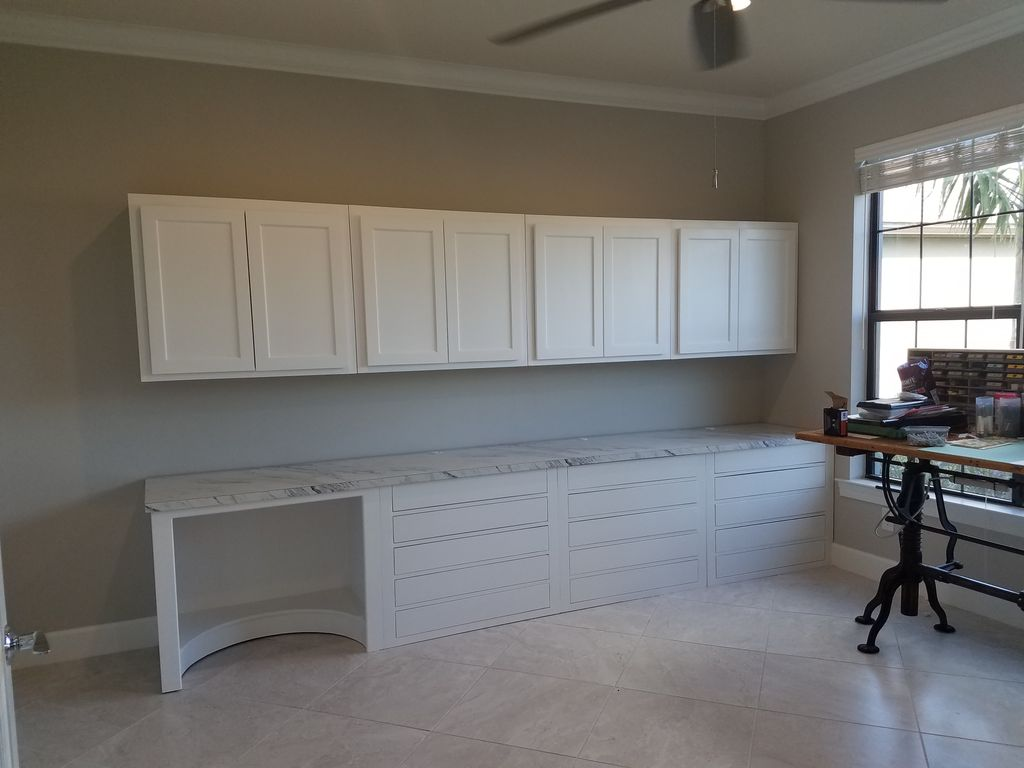 Art Studio Cabinetry