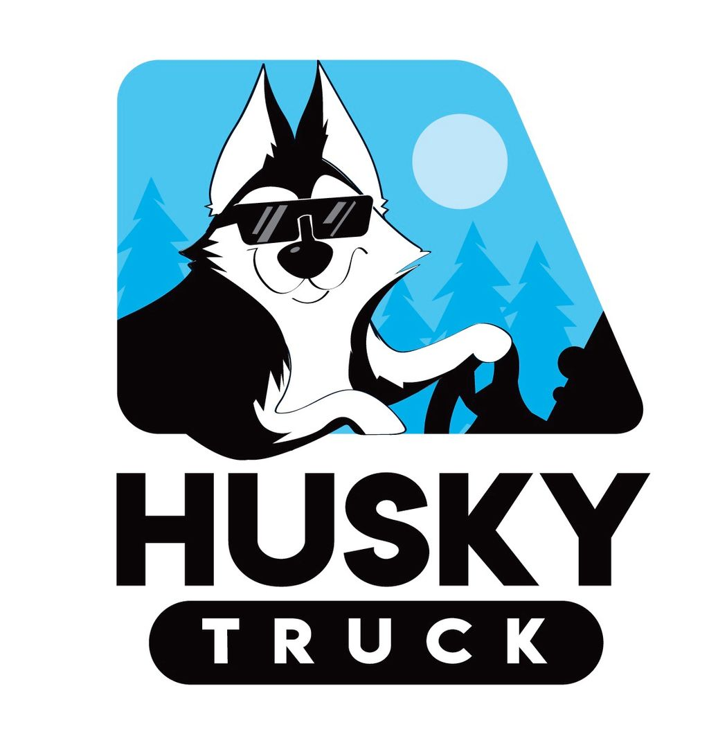 Husky Truck Moving