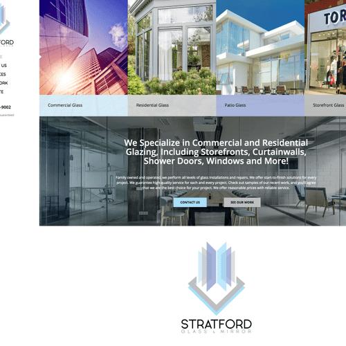 Stratford Glass & Mirror in Richmond, Texas