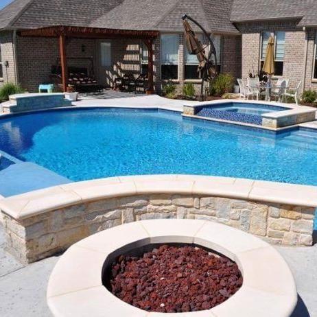 Orange Pool & Spa