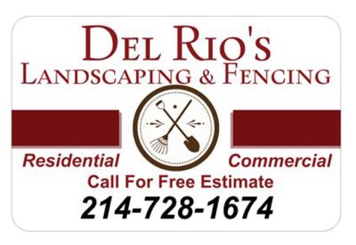 Avatar for Del Rio's Landscaping & Fencing