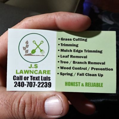 Avatar for J.s lawncare Riverdale, MD Thumbtack