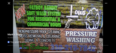 Avatar for Lou's Pressure Washing & Roof Cleaning