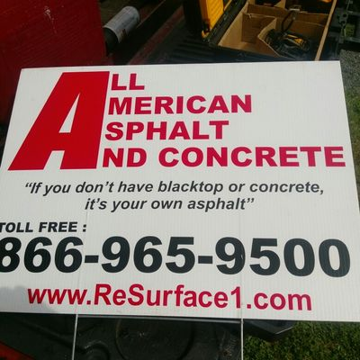 Avatar for All American Asphalt & Concrete Seaford, DE Thumbtack