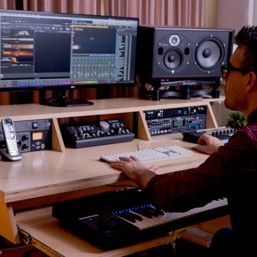 In The Studio 2019