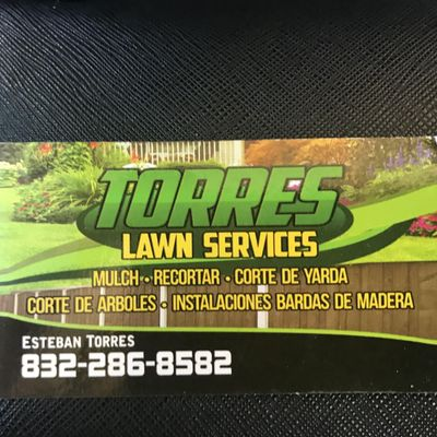 Avatar for Torres lawn services Houston, TX Thumbtack