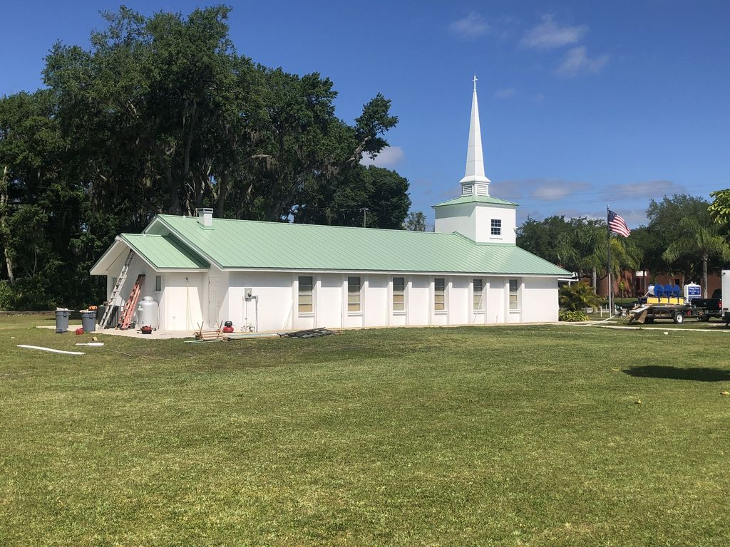 Church Metal Roof