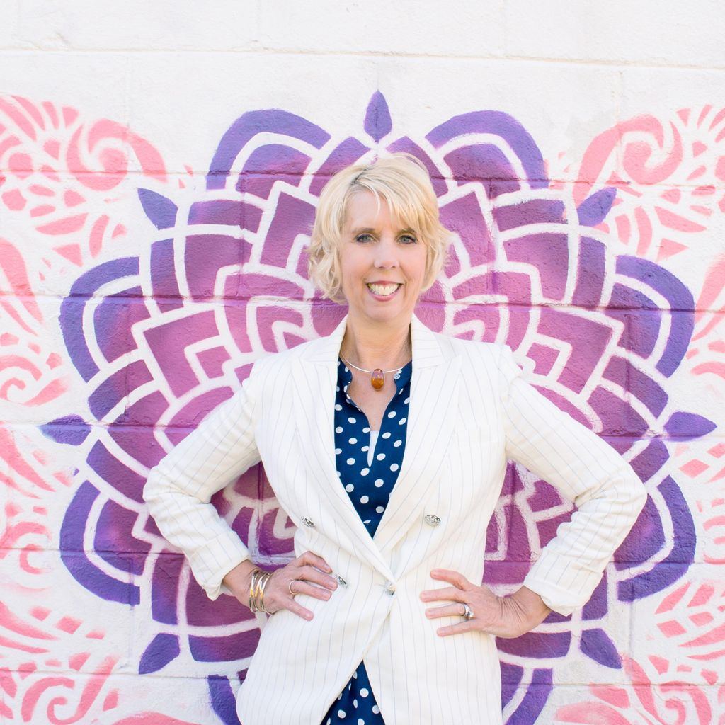 Beth Divine, MA, AICI- CIC Personal Stylist