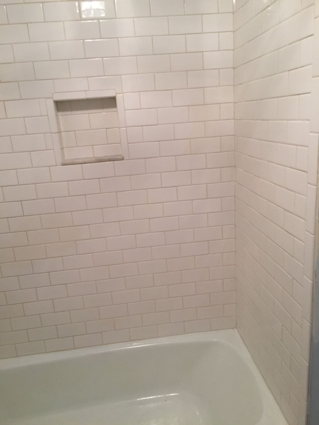 Remove existing tile and install new tiles