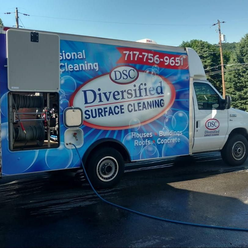 Diversified Surface Cleaning