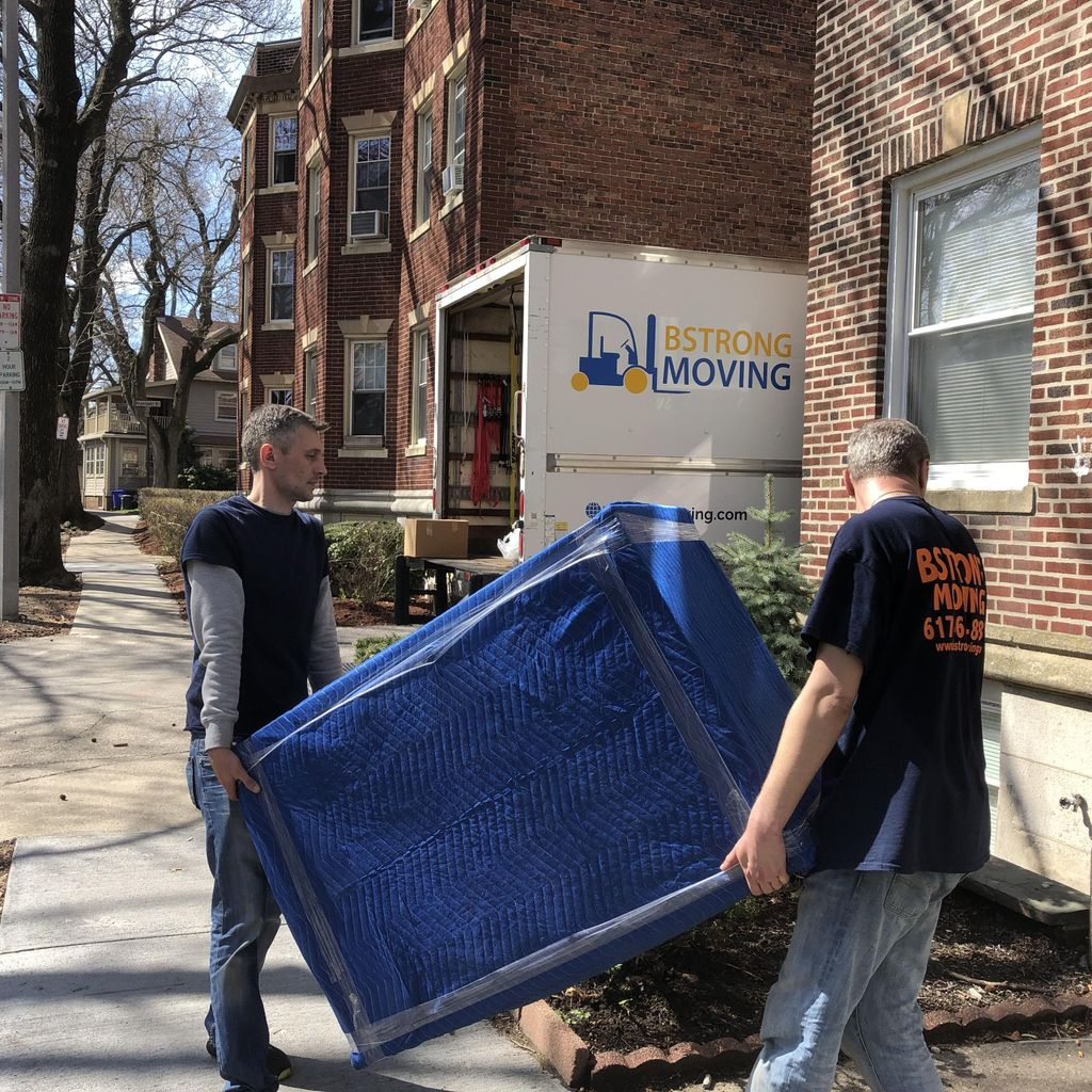 BSTRONG Moving INC
