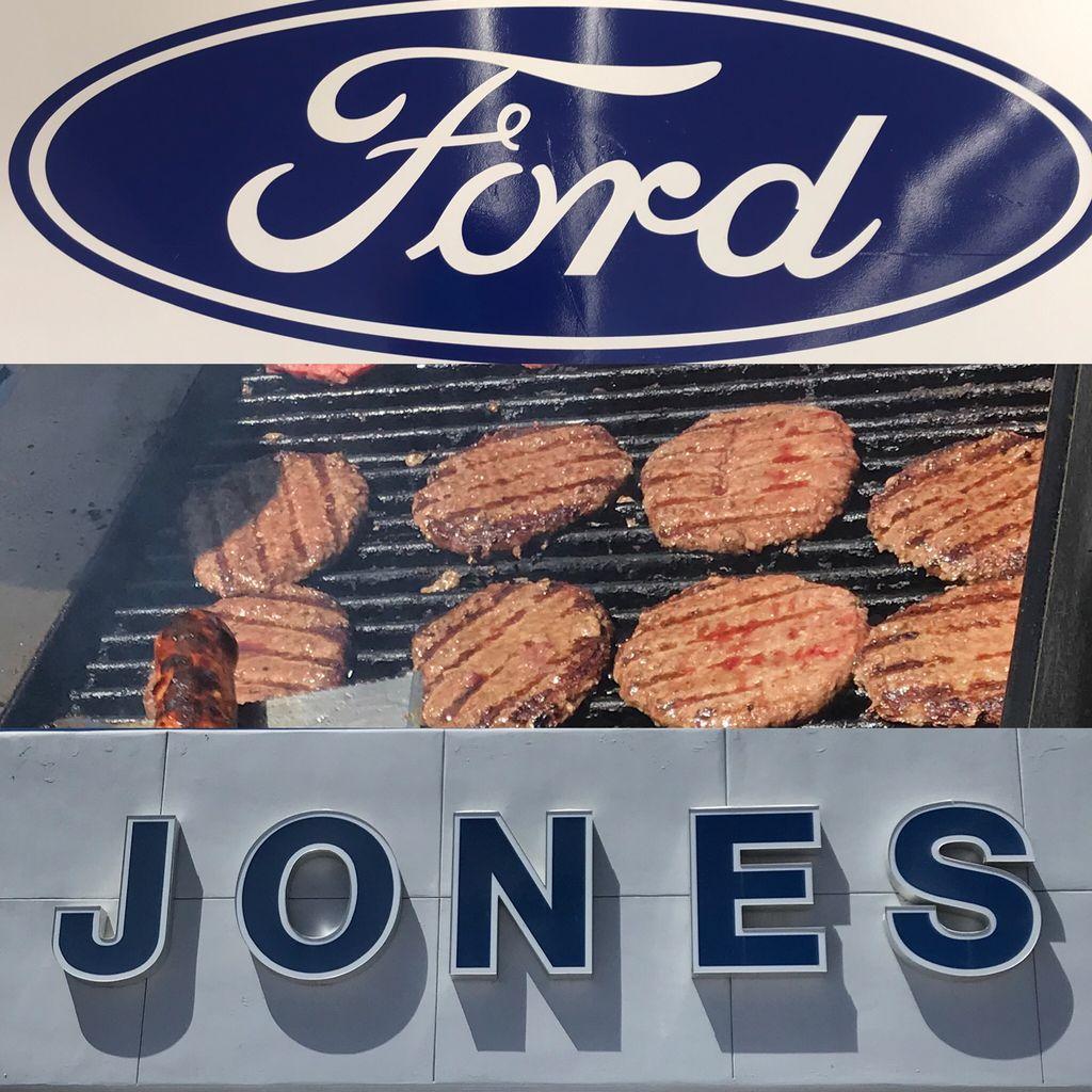 Jones Ford  appreciation day
