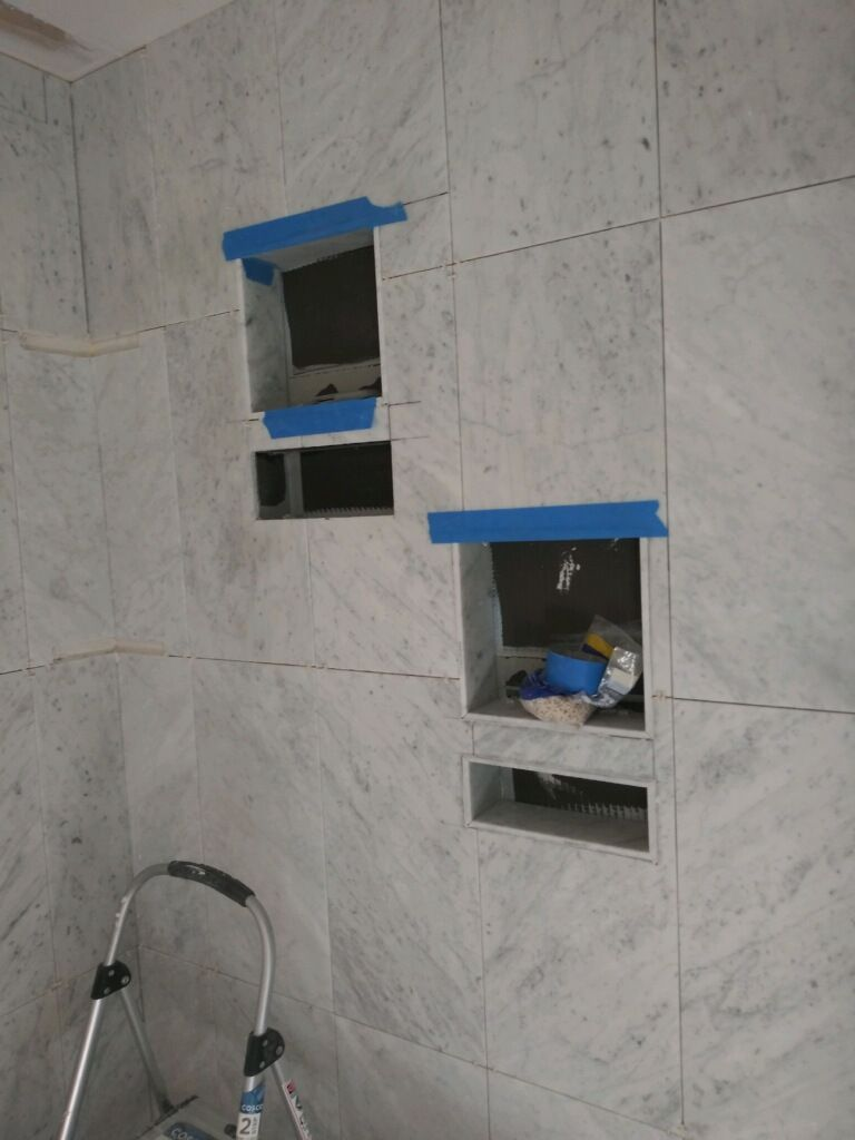 bath tub to shower conversion