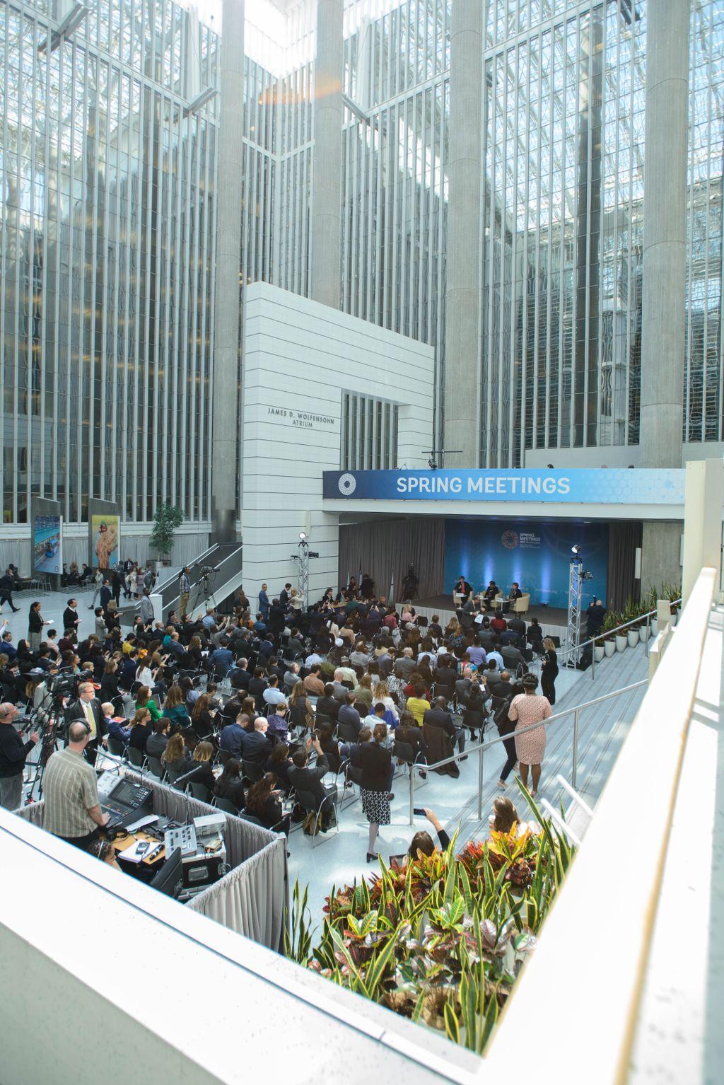 World Bank Spring Meetings