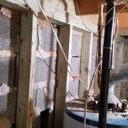 Termite Repair 4/01/19 After 1