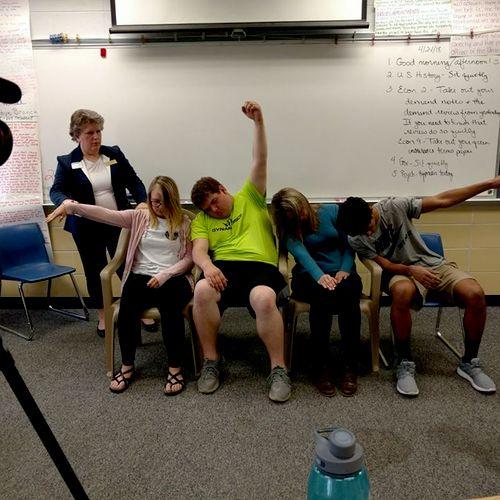Hypnosis Demonstration