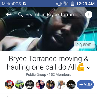 Avatar for Bryce Torrance moving and hauling Fort Worth, TX Thumbtack