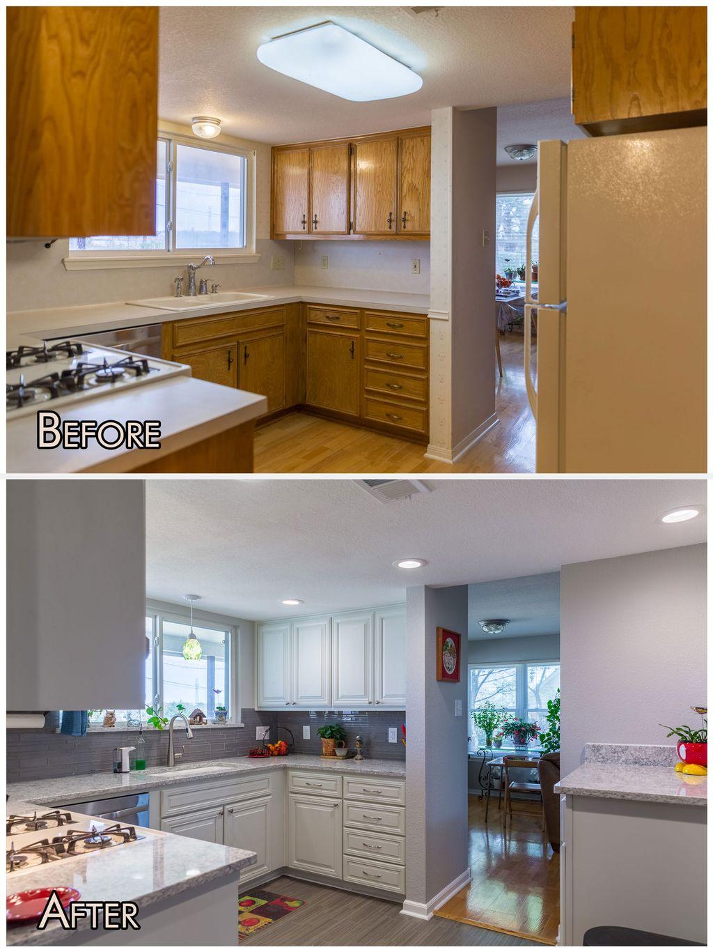 Pflugerville Kitchen & Bath Remodel