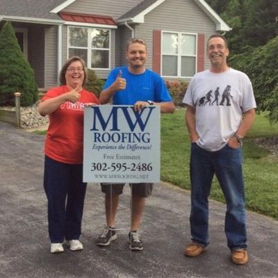 Avatar for MW Roofing LLC Bear, DE Thumbtack