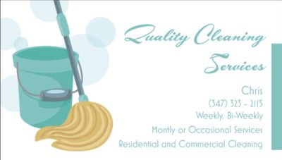 Avatar for Quality Cleaning Services Westhampton Beach, NY Thumbtack