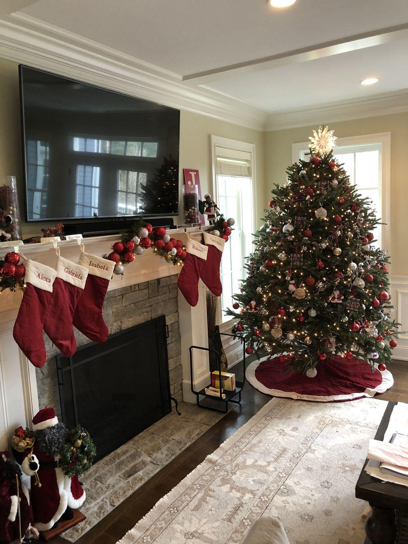 Indoor Holiday Decorating