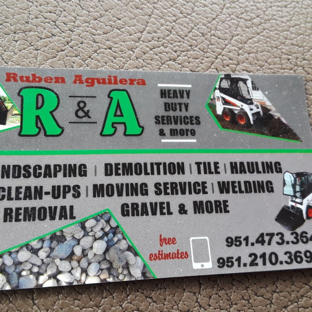 R & A Hauling and clean ups