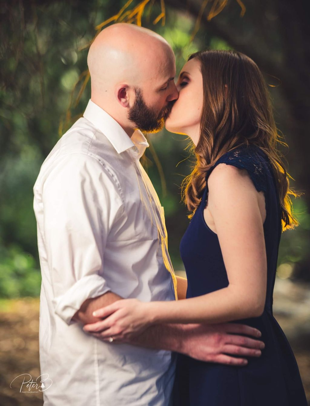 Jason & Deanna Engagement - 1 hour - Oak Canyon in Anaheim