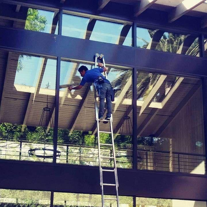 Sunny State Window Cleaning-Power wash_Gutter C.