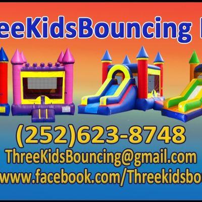 Avatar for ThreeKidsBouncing Inc. Elizabeth City, NC Thumbtack