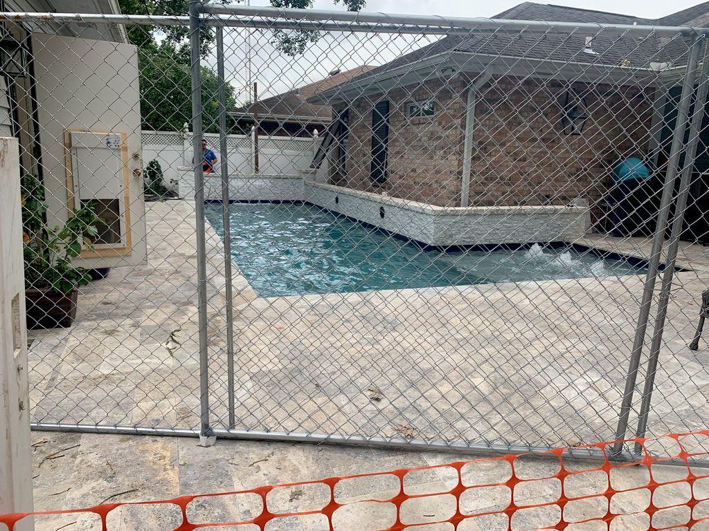 Metairie swimming pool