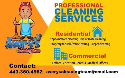 Avatar for Avery's Cleaning Team