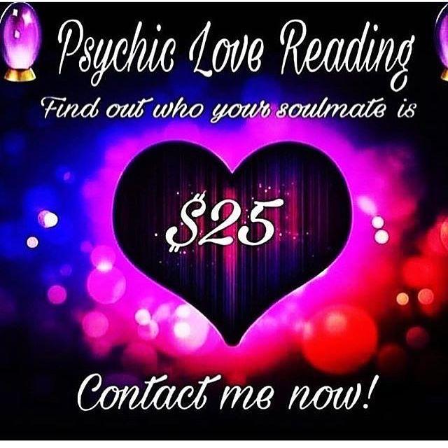 Psychic master and tarot expert