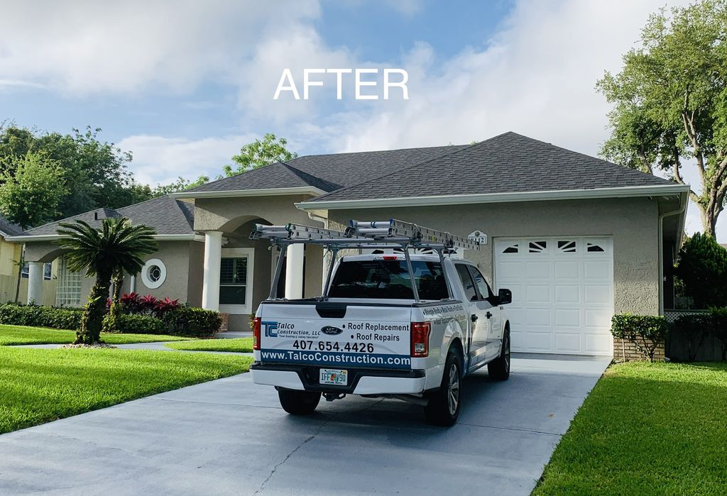 Roof Replacement - Owens Corning TruDefinition Duration shingles