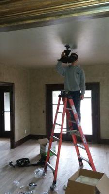 Avatar for Norman electrical handyman services Oklahoma City, OK Thumbtack