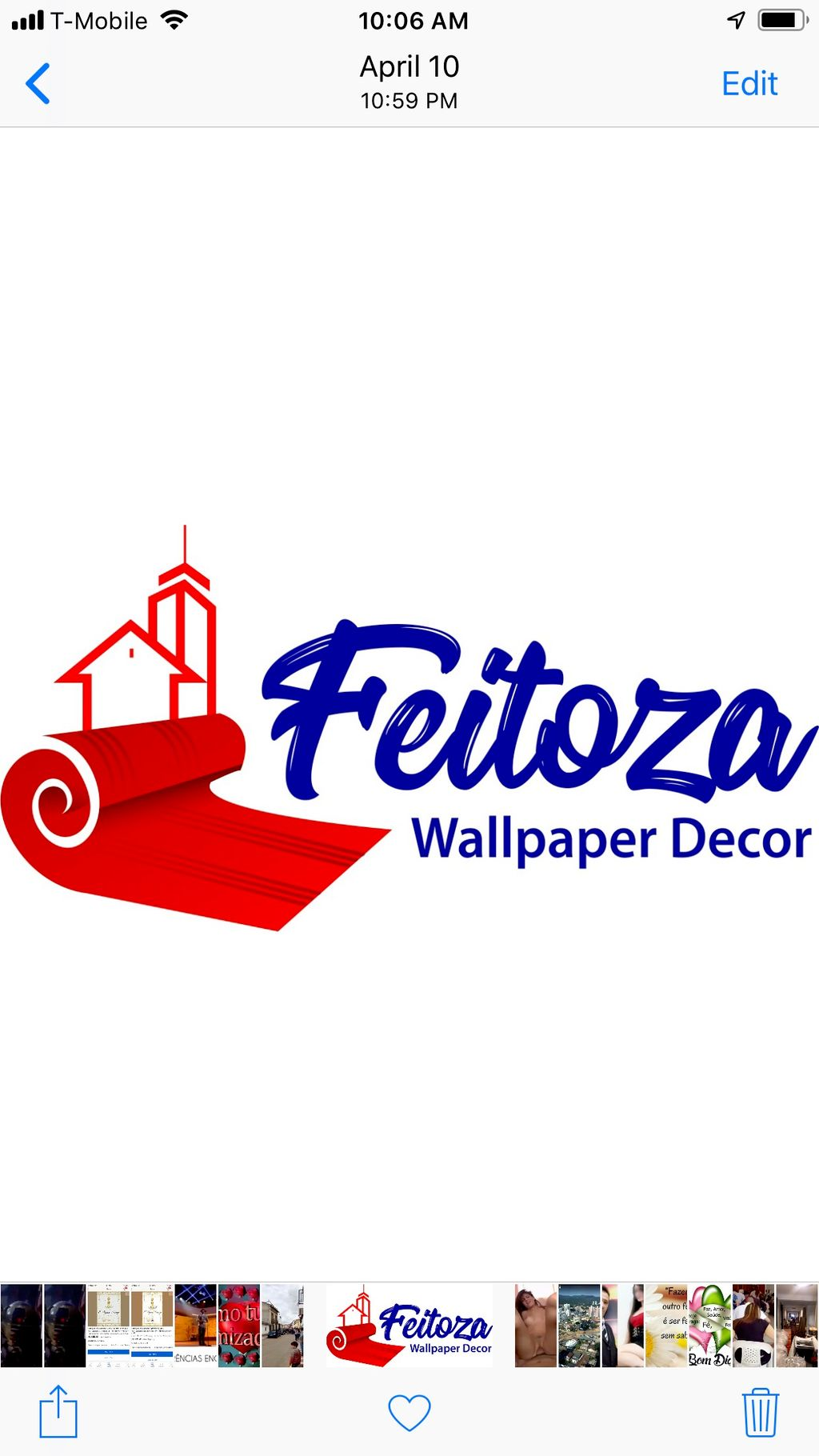 Feitoza Wallpaper Decor