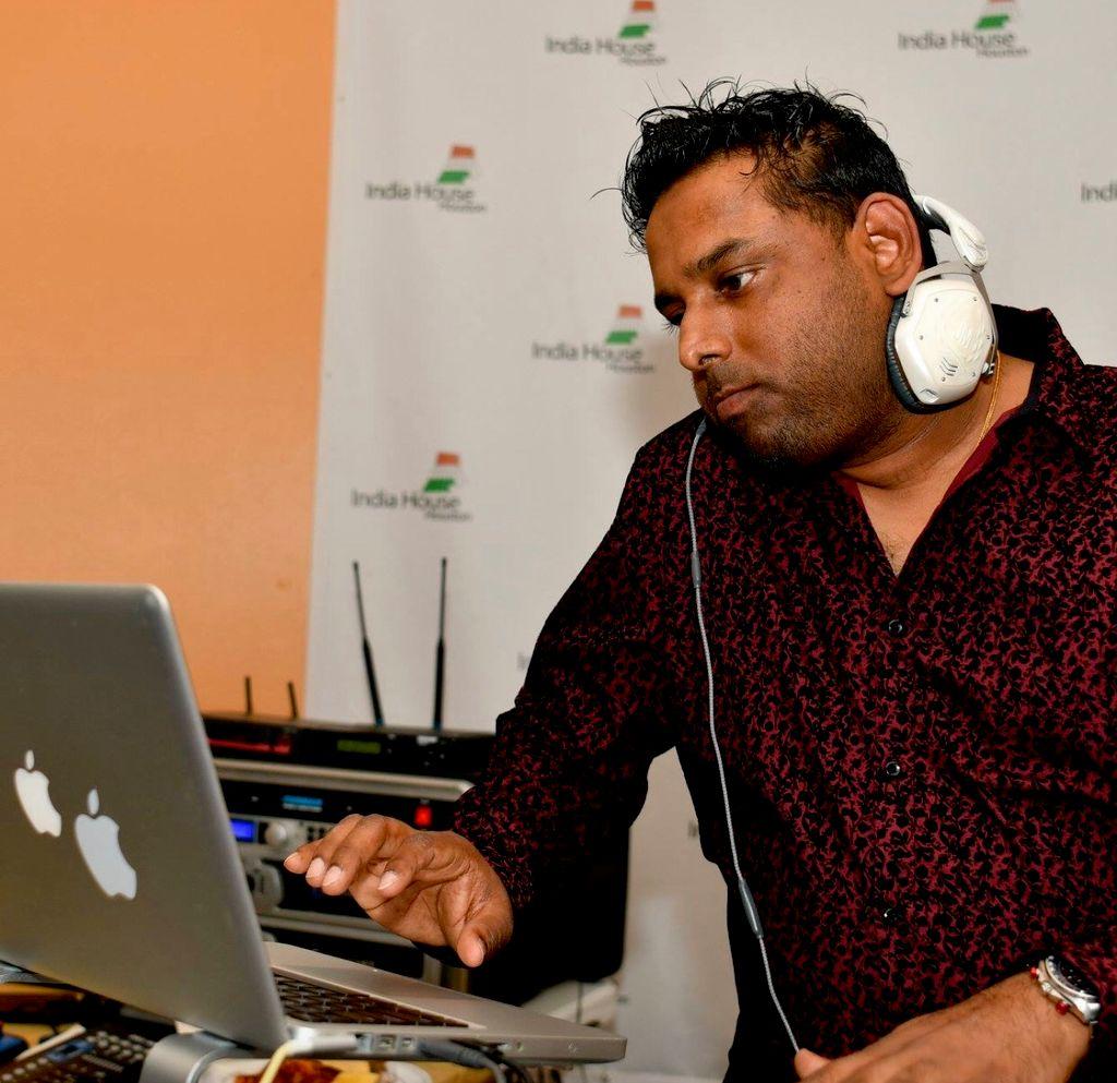 Dj Aravin - A & S Event Management