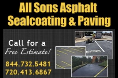 Avatar for All Son's Asphalt Sealcoating And Paving,LLC (CO)