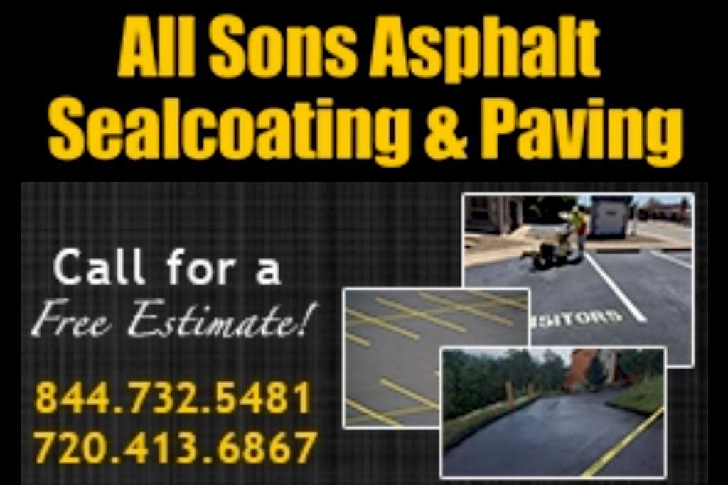 All Son Asphalt Seal Coating & Paving - Houston