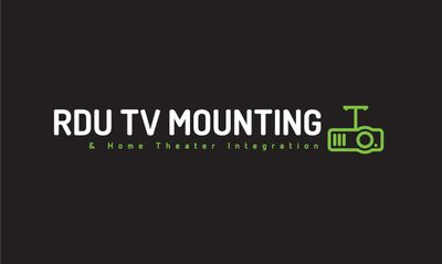 Avatar for RDU TV Mounting Morrisville, NC Thumbtack