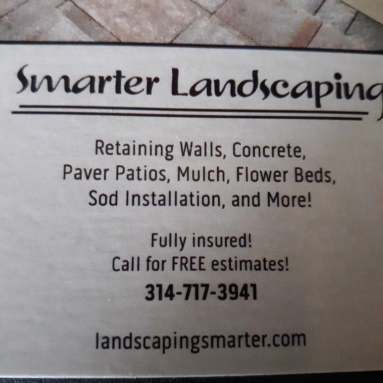 Smarter Landscaping