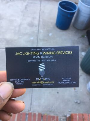 Avatar for JAC Lighting & Wiring Services Jamaica, NY Thumbtack