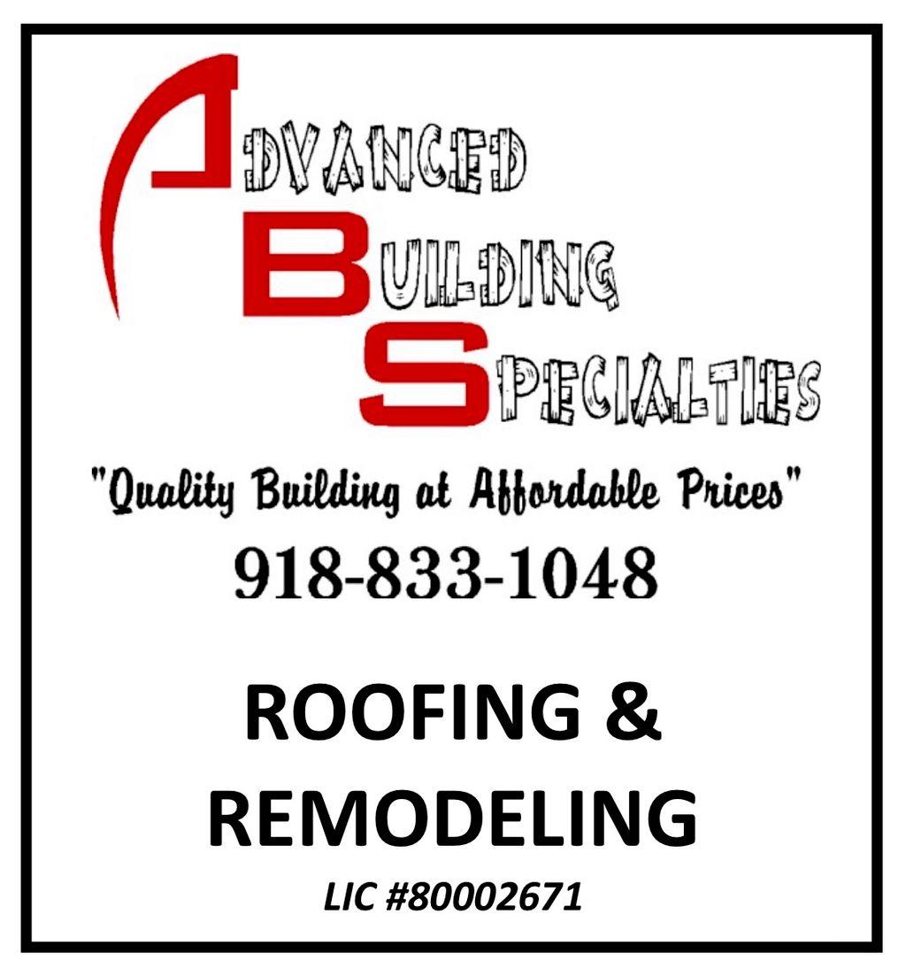 Advanced Building Specialties
