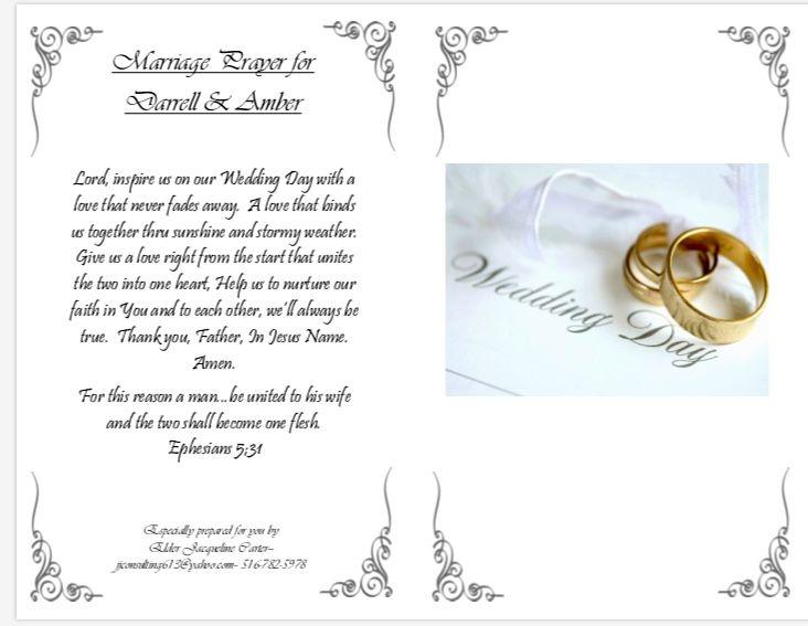 Wedding Vows - beach wedding