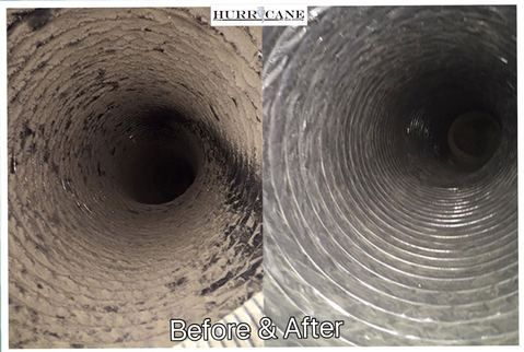 Duct and vent clean! We remove and sanitize the vents and return air grills. We used the Roto-Brush.