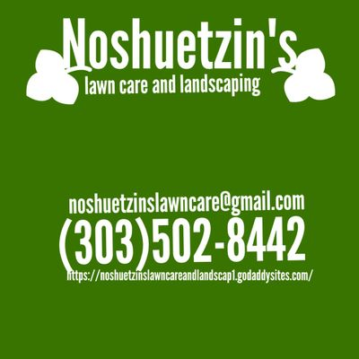 Avatar for NOSHUETZIN'S LAWN CARE AND LANDSCAPING Denver, CO Thumbtack