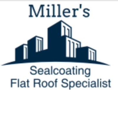 Avatar for Miller's Sealcoating & Flat Roof Specialist