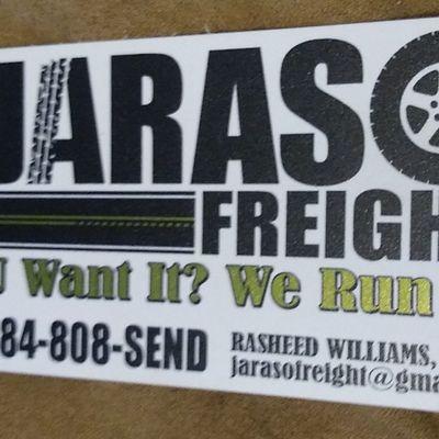 Avatar for Jaraso freight
