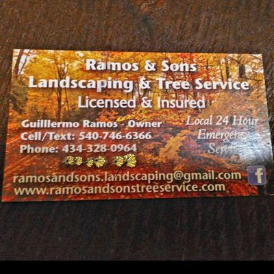 Avatar for Ramos cutting trees service & Landscaping Charlottesville, VA Thumbtack