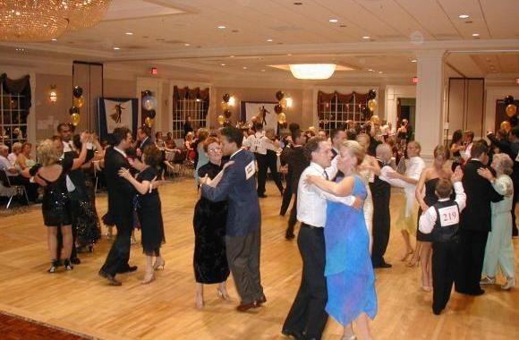 Ballroom Competition