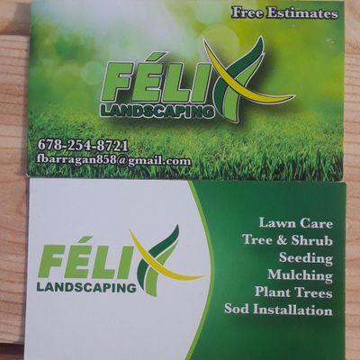 Avatar for Félix landscaping
